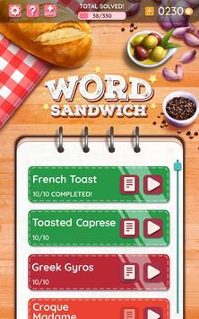 Word Sandwich screenshot 4