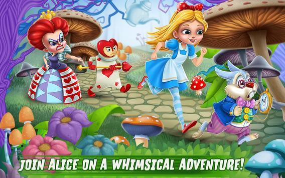 Alice in Wonderland Rush screenshot 2