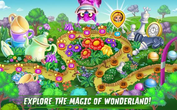Alice in Wonderland Rush screenshot 9
