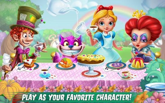 Alice in Wonderland Rush screenshot 8