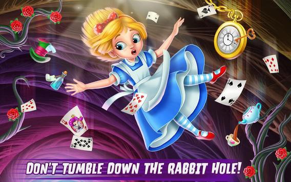 Alice in Wonderland Rush screenshot 1