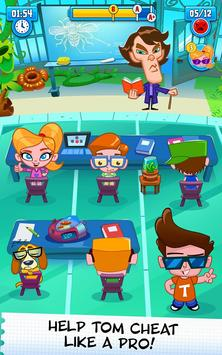 Cheating Tom 3 - Genius School apk screenshot