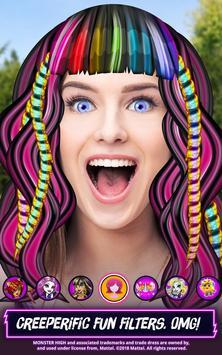 Monster High™ Beauty Shop: Fangtastic Fashion Game screenshot 13
