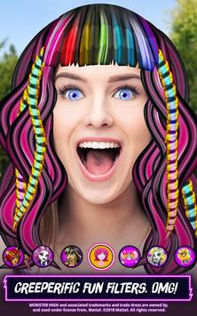 Monster High™ Beauty Shop: Fangtastic Fashion Game screenshot 5