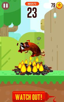 Run Sausage Run! screenshot 1