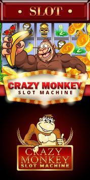 Crazy обезьянки poster