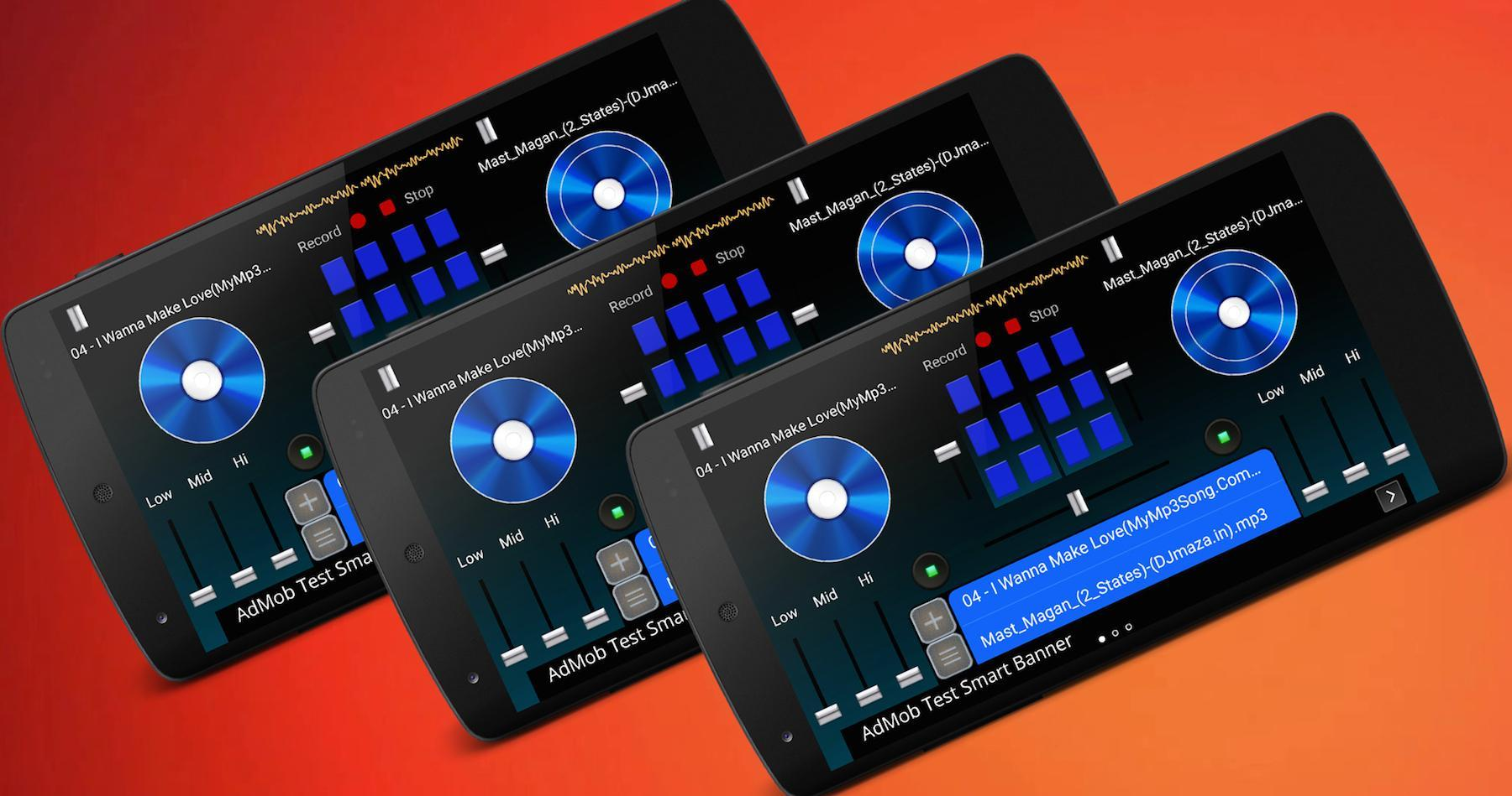 🔥 3d dj mixer pro music player apk download | 3D DJ Mixer