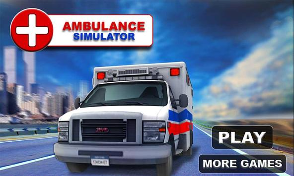 Crazy Ambulance Driver poster