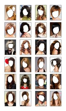 Women hair styles screenshot 1