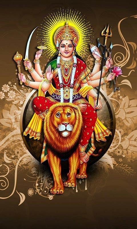 Durga Mata Hd Wallpapers For Android Apk Download