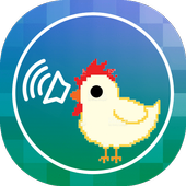 Crazy Scream Chicken icon
