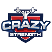 CrazyStrength Workout Tracker icon