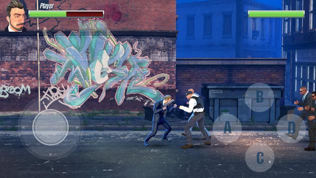 Mafia Fights - 3D Street Fighting Game screenshot 2