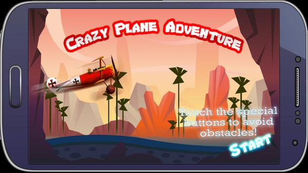 Crazy Plane Adventures apk screenshot