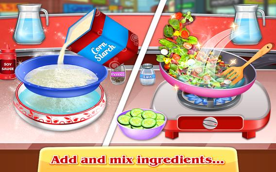 Chinese food maker lunar new year food cooking for android apk chinese food maker lunar new year food cooking screenshot 3 forumfinder Images