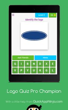 Logo Quiz Pro Champion apk screenshot