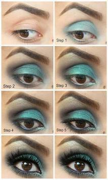 Eye Makeup Steps apk screenshot
