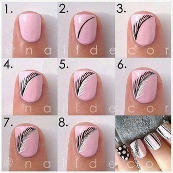 Nail Art Steps apk screenshot