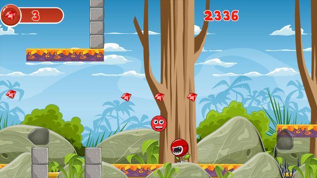 Red Ball Adventure screenshot 2