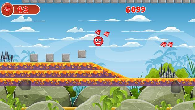 Red Ball Adventure screenshot 6