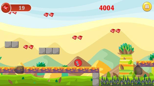 Red Ball Adventure screenshot 8