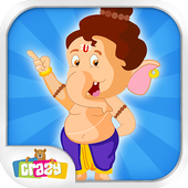 Cute Ganesh Runner - Running Game icon