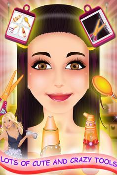 Celebrity Hair Extensionist apk screenshot