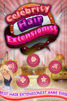 Celebrity Hair Extensionist poster