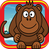 Download the latest apk crazyy monkey jump and run APK for android