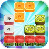 Fresh Fruit Block Puzzle icon