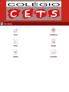 Colégio CETS screenshot 6