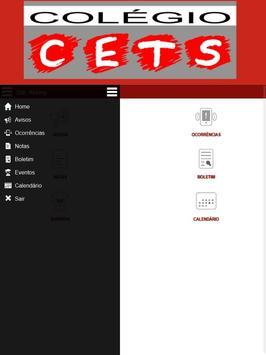 Colégio CETS screenshot 8