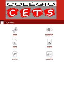 Colégio CETS screenshot 1