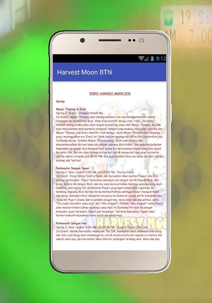 download harvest moon btn bahasa indonesia untuk android