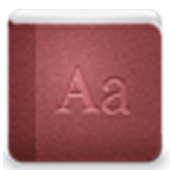 Synonyms En icon
