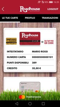 Roadhouse apk screenshot