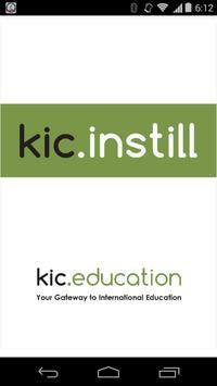 KIC.Instill poster