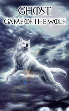 Ghost - Game of the wolf poster