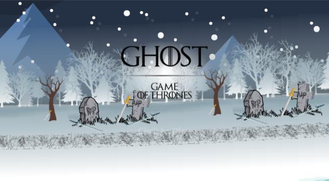 Ghost - Game of the wolf screenshot 1