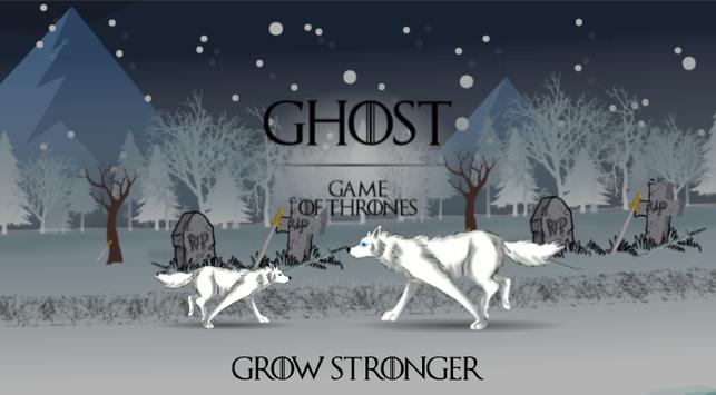 Ghost - Game of the wolf screenshot 2
