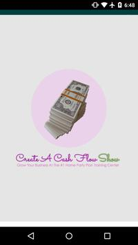 Create A Cash Flow Show poster