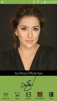 Ara Mina poster