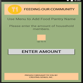 Food Pantry Helper icon