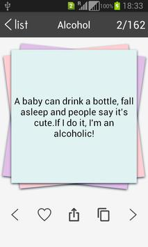 Funny Jokes, SMS, Messages Collection screenshot 5