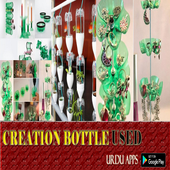 DIY CREATION BOTTLE USED icon