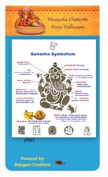 Ganesh Chaturthi Puja Vidhanam screenshot 1