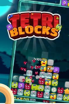 Tetriblocks poster