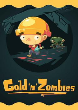 Gold'N'Zombies - Lode Loot poster