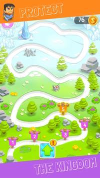 Strike Warriors - Age of Ice apk screenshot