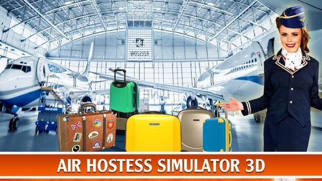 Air Hostess - Flight Attendants Simulator screenshot 15